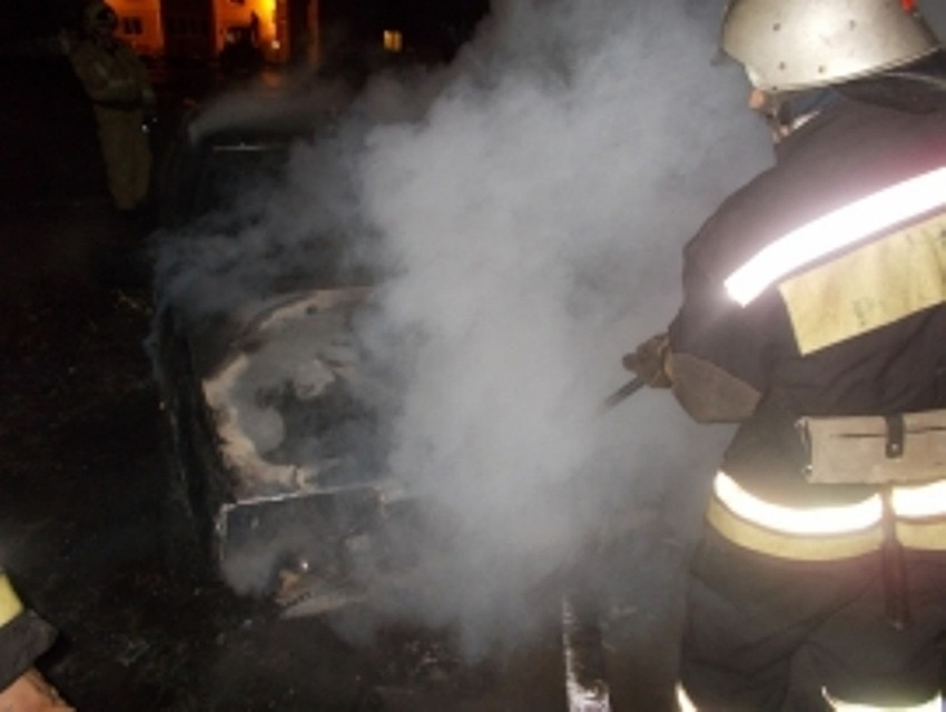 ВКурске сгорела «девяносто девятая»