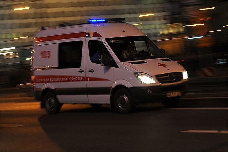 Под Воронежем «семёрка» угодила вДТП: один человек умер
