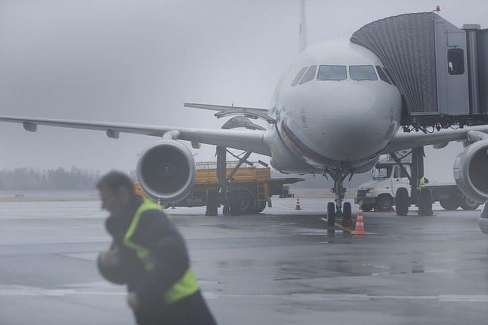 Внижегородском аэропорту внепланово приземлились 5 самолетов