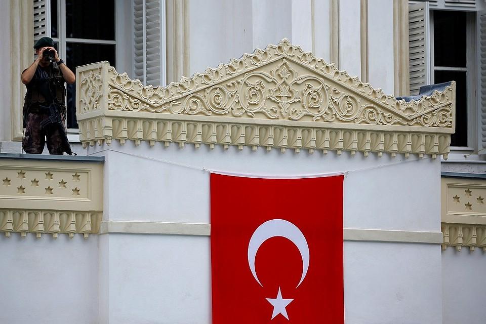 ВТурции предотвратили теракты наНовый год вСтамбуле