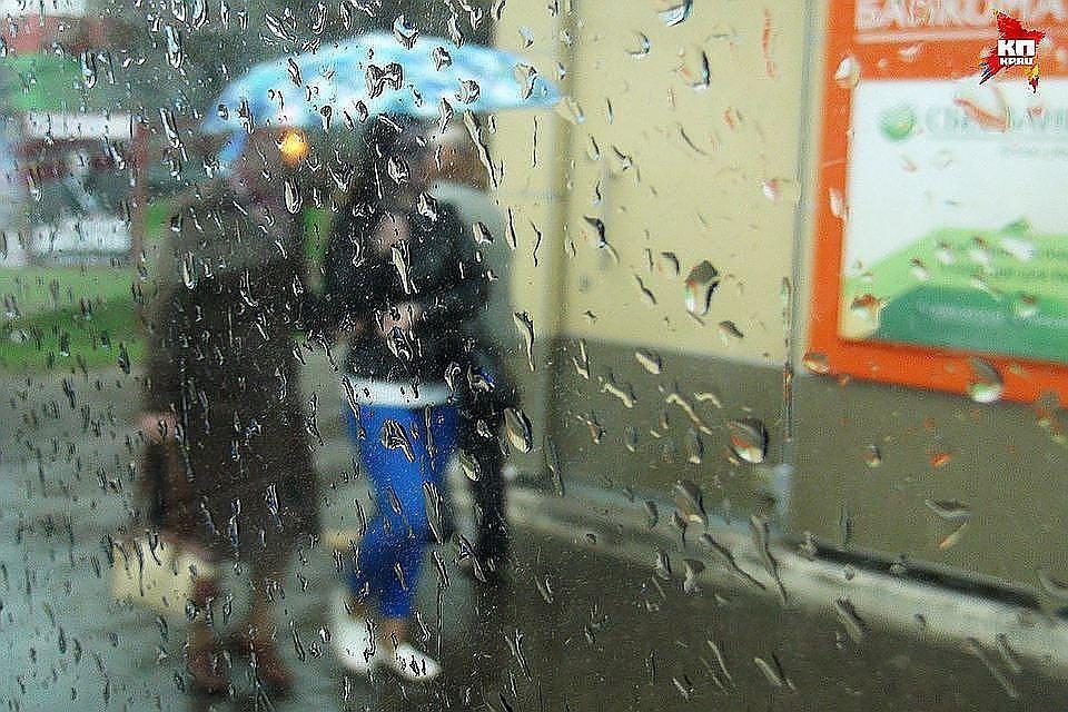 Впоследний день уходящего года наКубани пройдут дожди