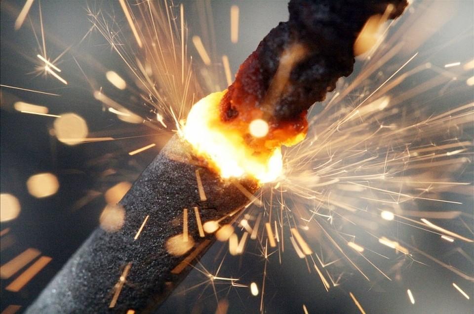 Новогодний фейерверк попал влицо 33-летней минчанке