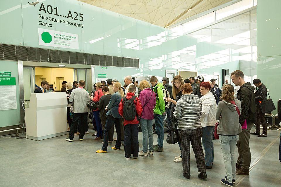 Пассажиры немогут улететь изПетербурга вДоминикану уже девять часов
