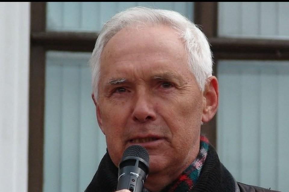ВПетербурге скончался депутат Законодательного собрания Юрий Терентьев