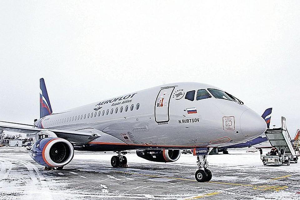Самолеты «Аэрофлота» совершили посадку вШереметьево после задержки вСША