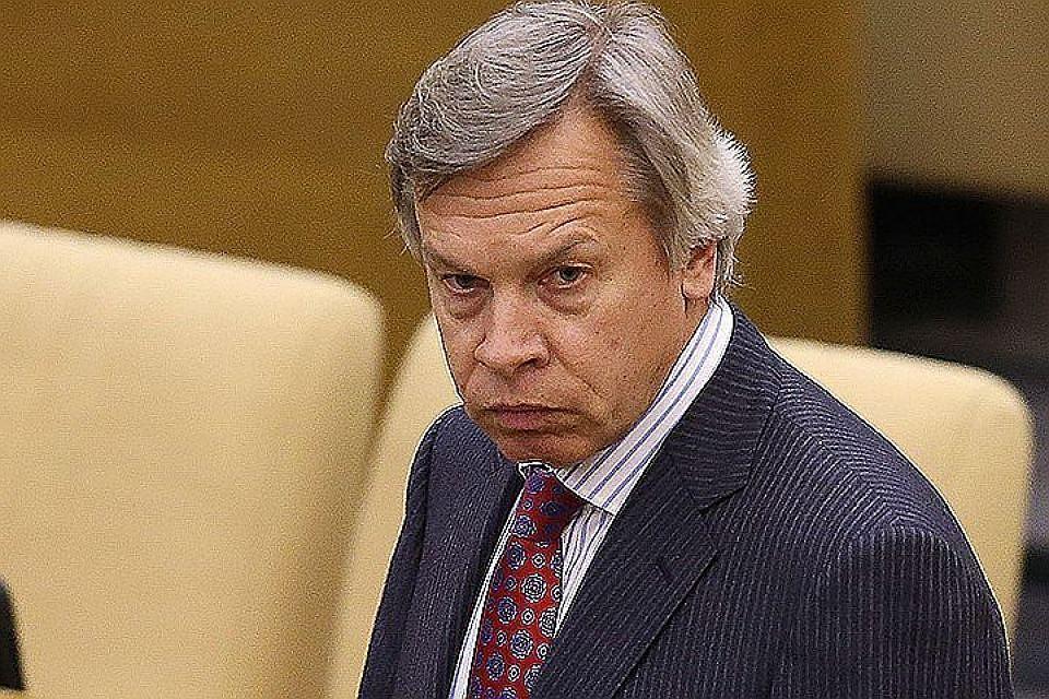 Пушков раскритиковал внешнюю политику администрации Трампа