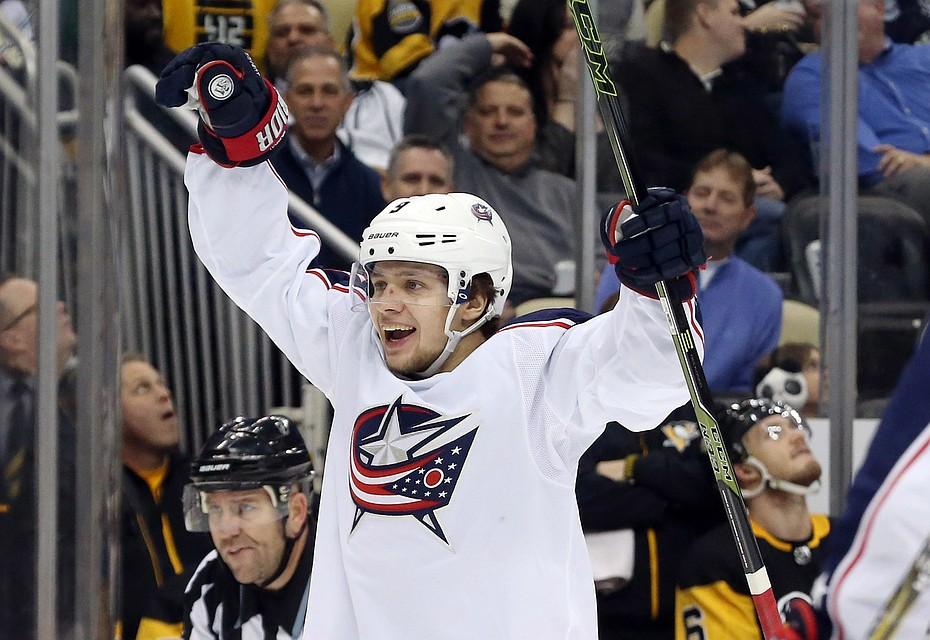 42 сейва Бобровского помогли «Коламбусу» побороть «Флориду» вматче НХЛ