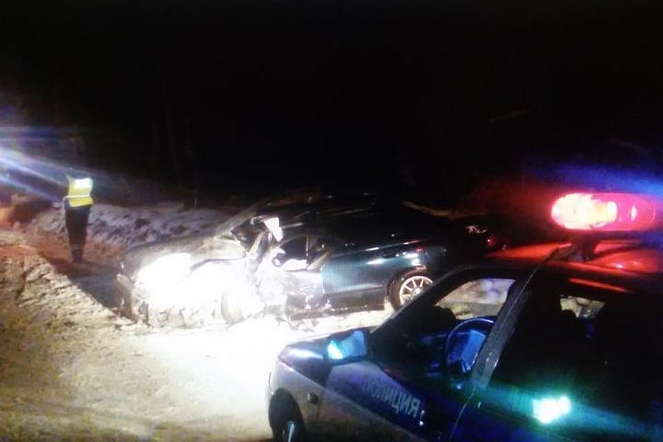 4 человека пострадали вДТП наМочищенском шоссе