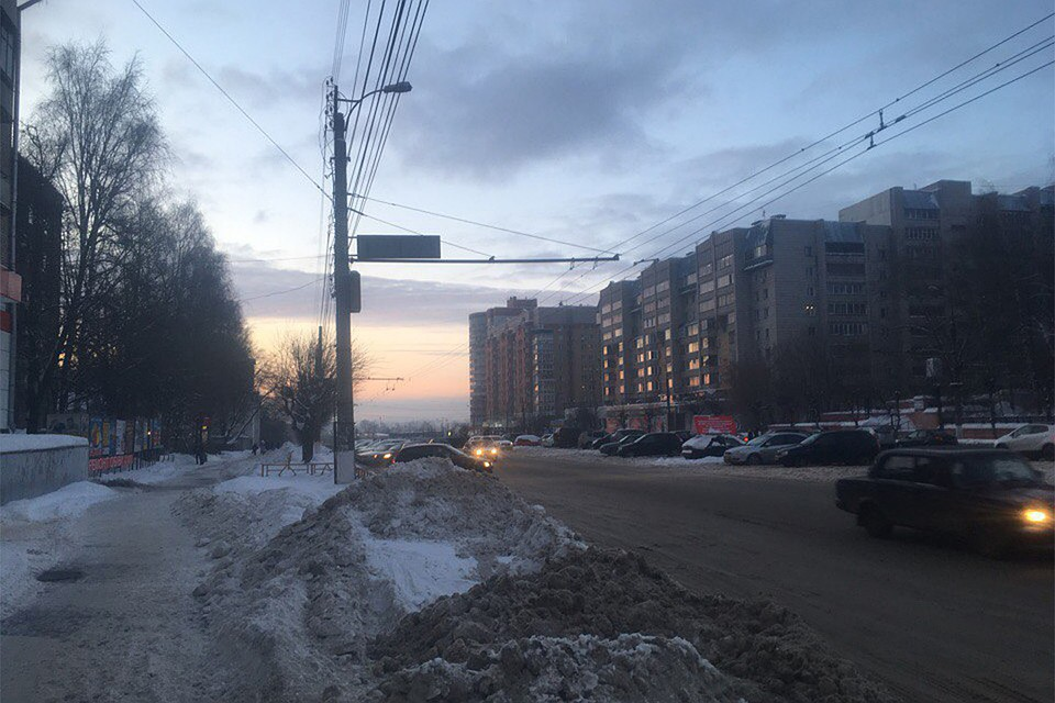Всписок ремонтируемых в этом году угодила дорога Кирово-Чепецка