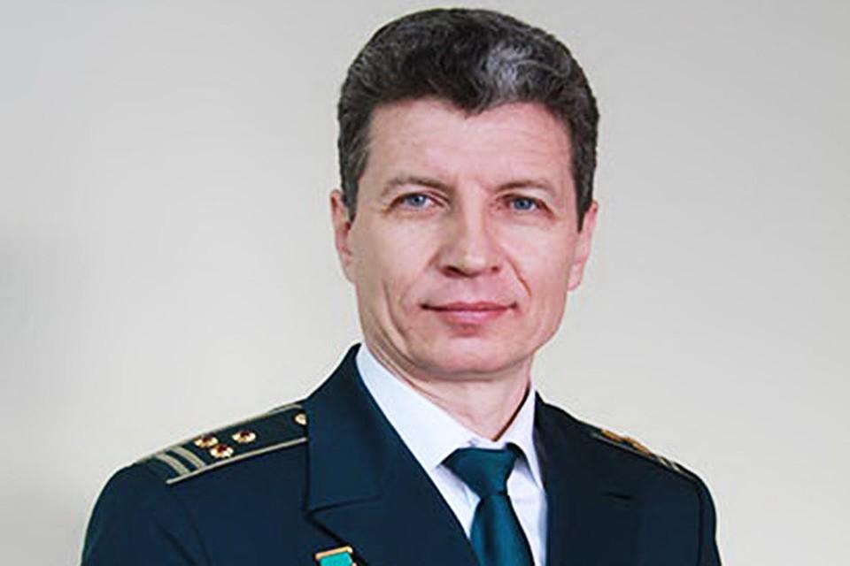 Вячеслав Романовский назначен начальником Смоленской таможни
