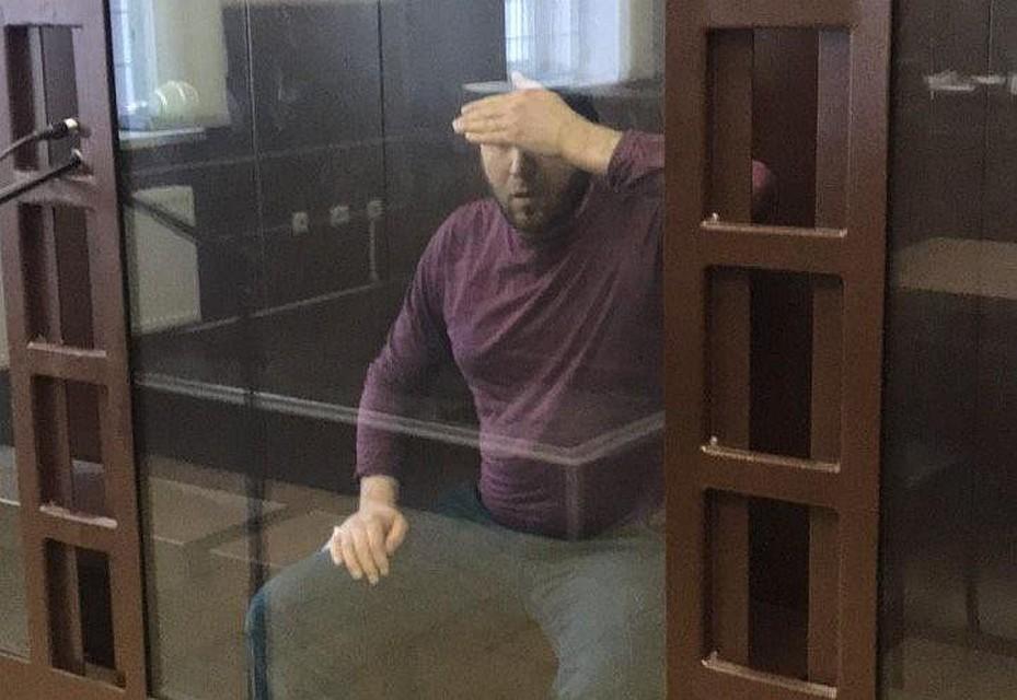 ВПетербурге продлён арест подозреваемого вподготовке теракте вКазанском соборе