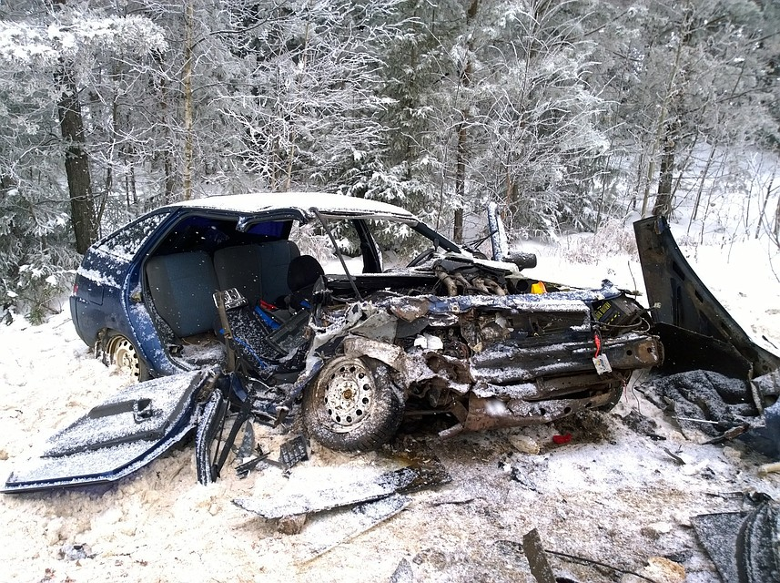Три человека погибли вДТП на автотрассе «Можга— Вавож»