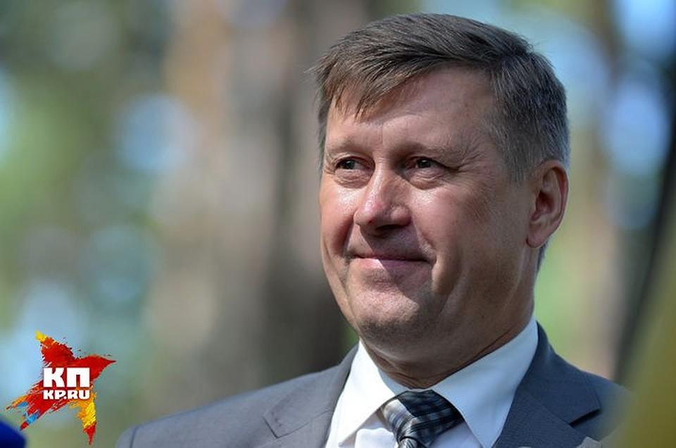 Мэр Новосибирска предложил дать особый статус большим городам
