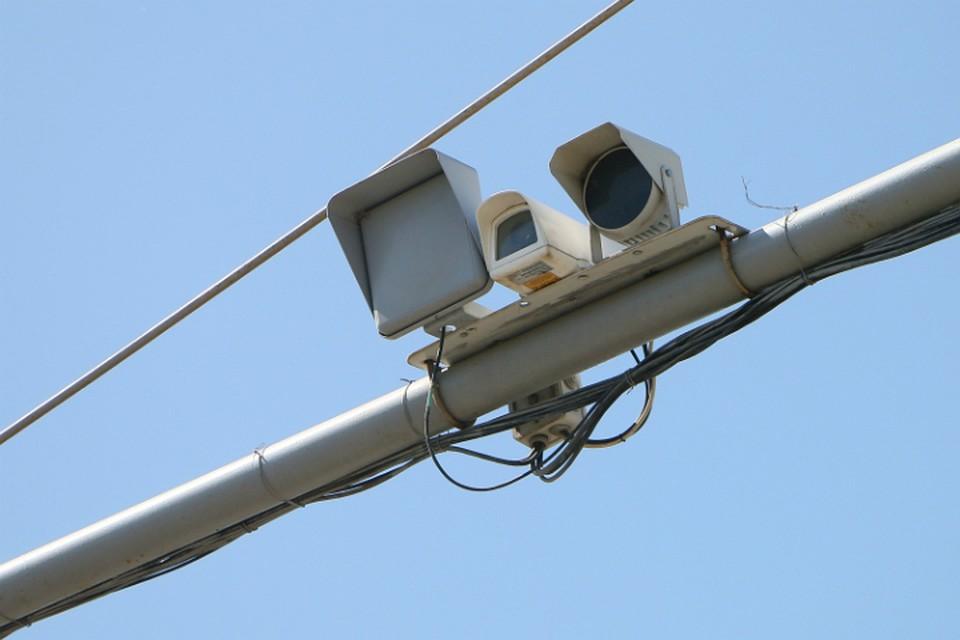 Наомских трассах установят еще 58 камеры