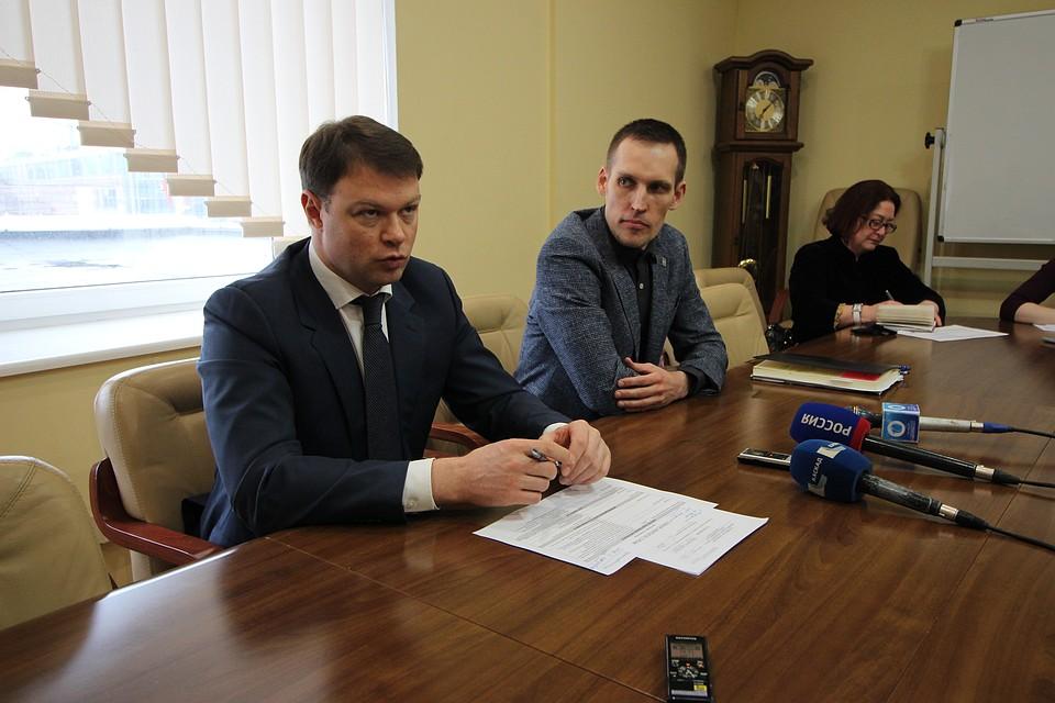 Новым архитектором Калининграда стал 41-летний Андрей Анисимов