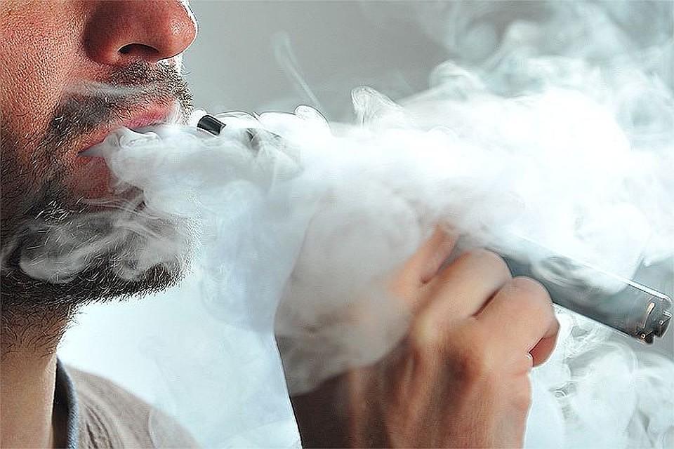 ВКоАП вносят поправки из-за электронных сигарет
