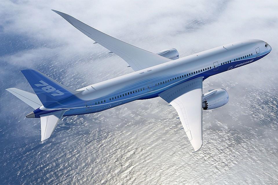 Впервый раз самолет перелетел океан набиотопливе