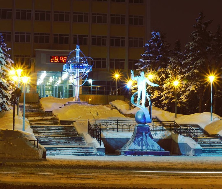 ВИжевске установят монумент конструктору мотоцикла «Иж»