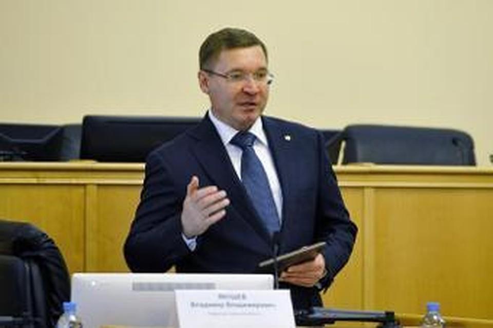 Тюменский губернатор отправился навстречу сПутиным
