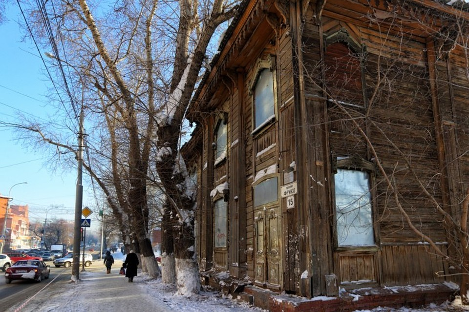 «Солдатская» синагога вТомске: история появления