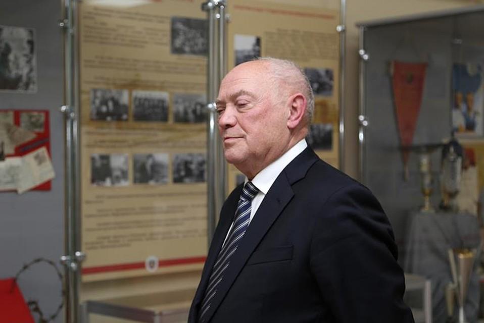 Сбрянскими мед. работниками истудентами встретился известный доктор