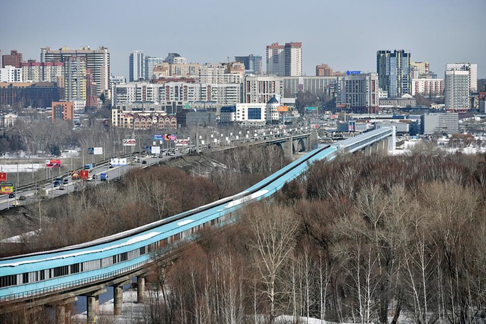 Наподготовку кстроительству ЛДС вНовосибирске выделено 150 млн руб.