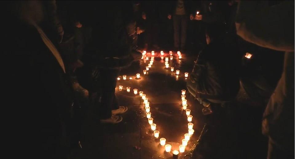 В РФ проходят акции памяти опогибшем вСирии летчике