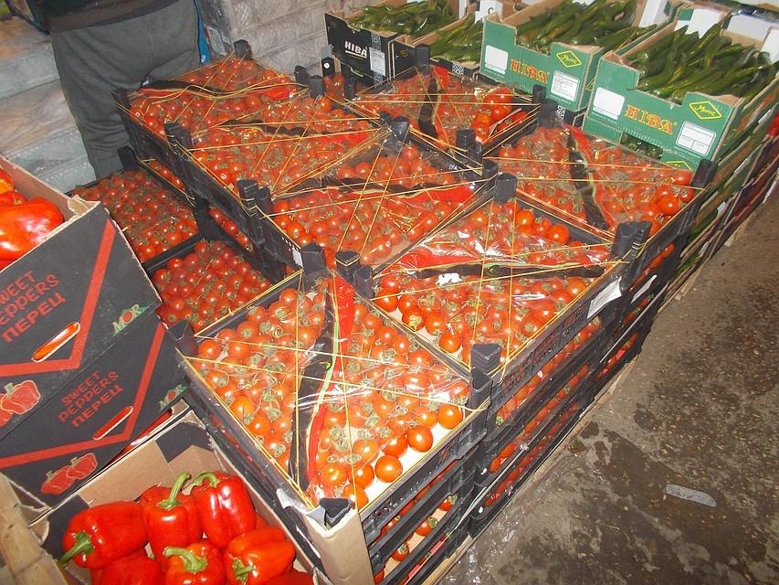 ВСамарской области уничтожено 240кг помидоров черри