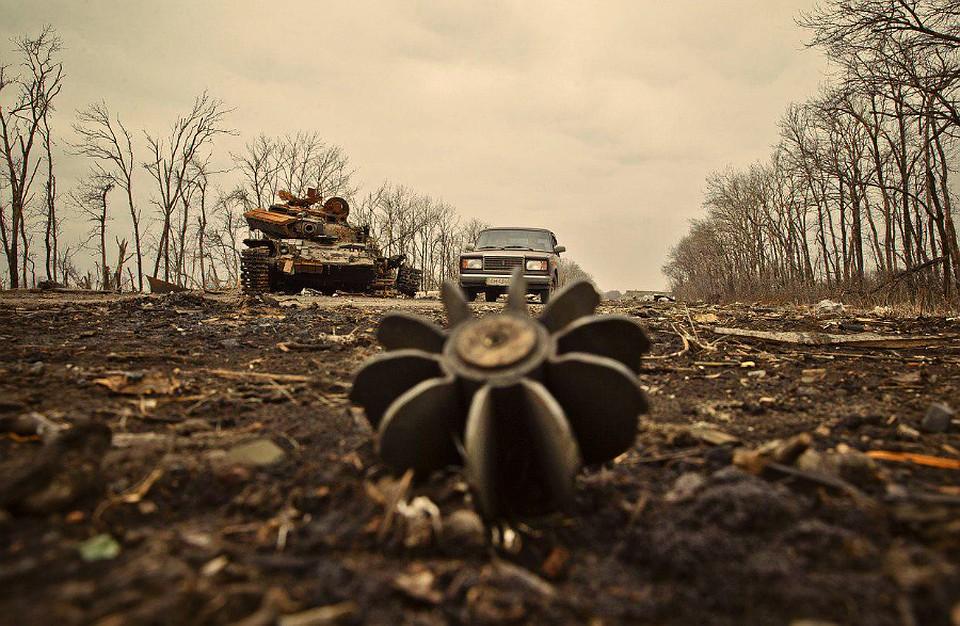 Донбасс: ВСУ напротяжении суток 6 раз обстреляли территорию ЛНР