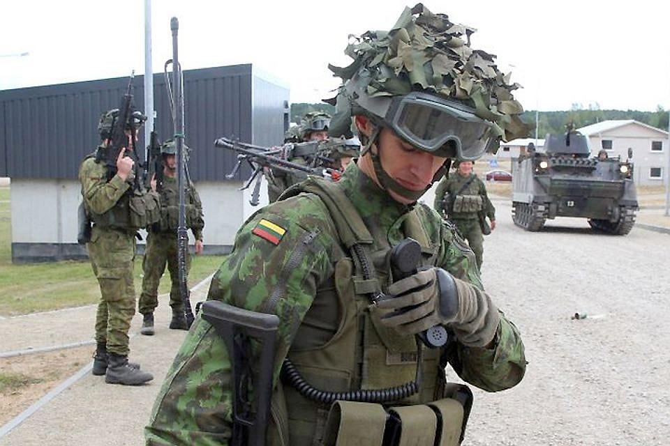 Введение совместной воинской повинности обойдется Литве в1,5млрдевро