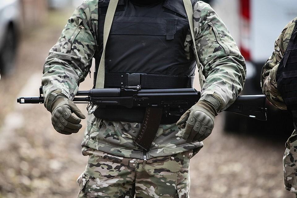 Наместе ликвидации боевиков вИнгушетии отыскали «пояса смертников»