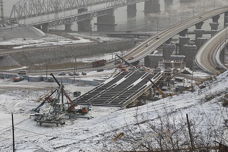 ВКрасноярске с20февраля и доконца осени перекроют улицу Волочаевская