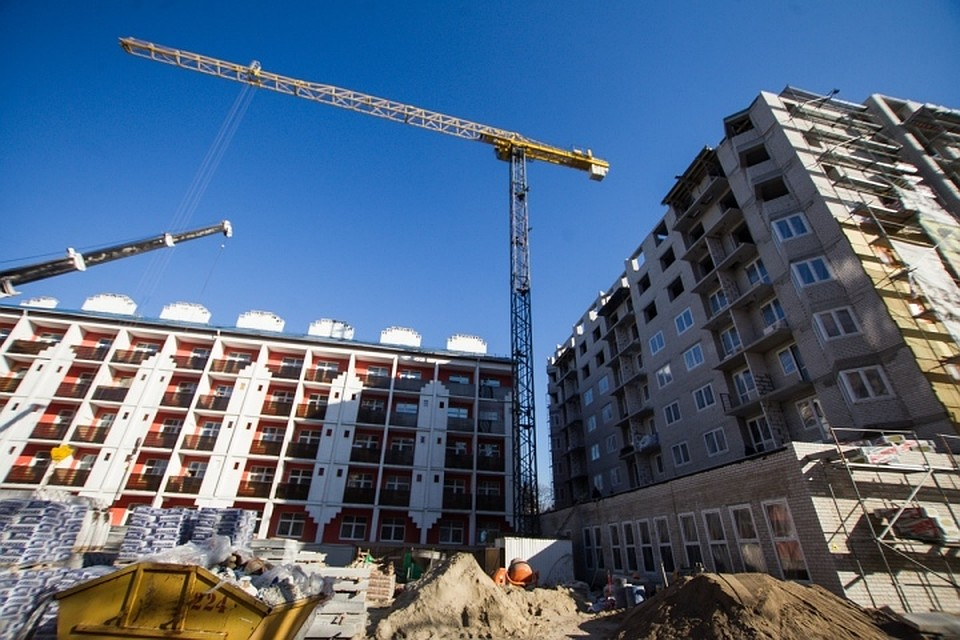 Ипотечное кредитование вВолгоградской области выросло на40%