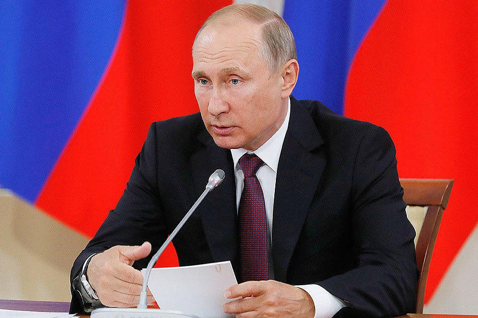 Владимир Путин выразил уверенность вреализации проекта «Северный поток-2»