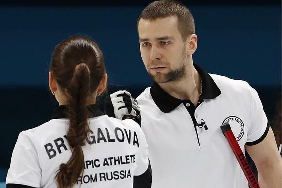 Брызгалова иКрушельницкий возвратят медали Олимпиады вПхенчхане
