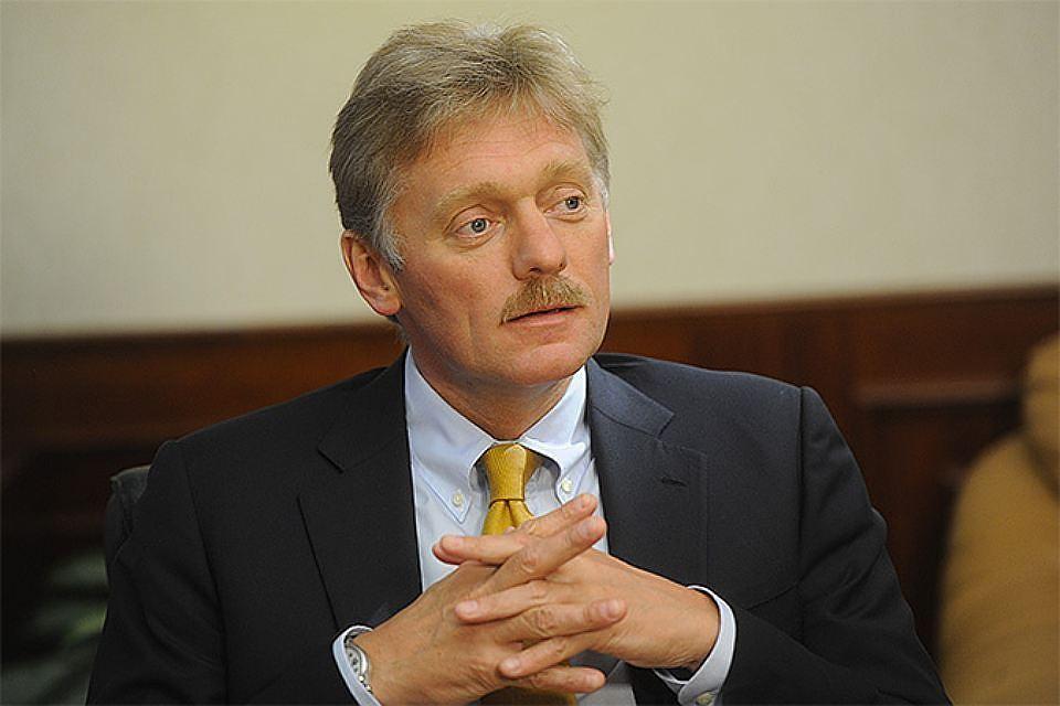 Песков поведал оподготовке встречи В.Путина солимпийцами