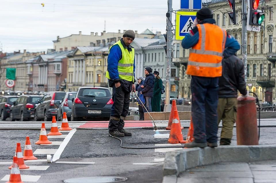 Ограничение движения вПетербурге: стало известно, какие улицы закроют со2марта