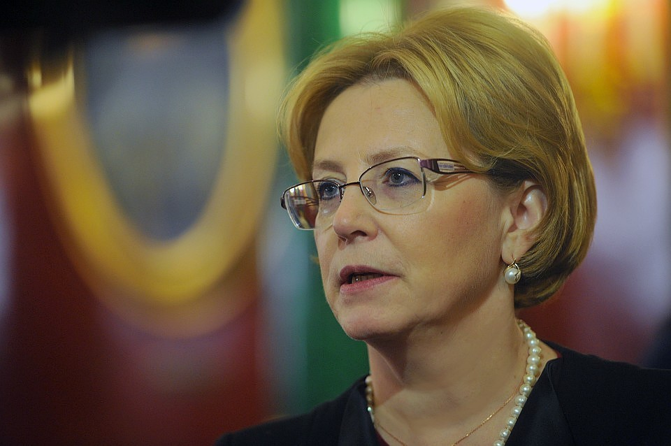 Министр здравоохраненияРФ прибыла срабочим визитом вМахачкалу