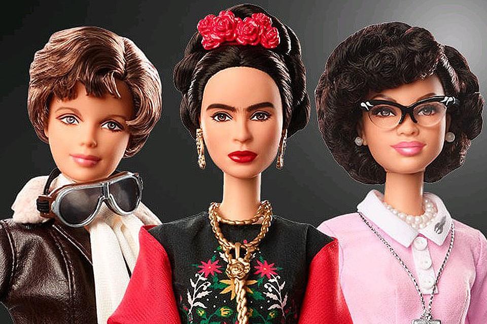 Фрида Кало и остальные известные женщины стали Барби