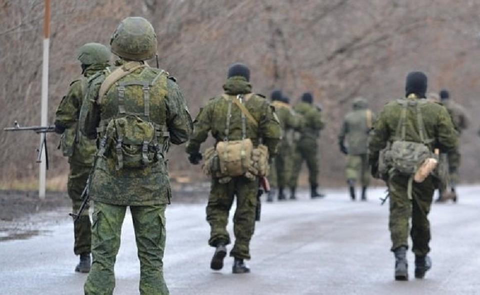 Боец ВСУ подорвался намине вДонбассе