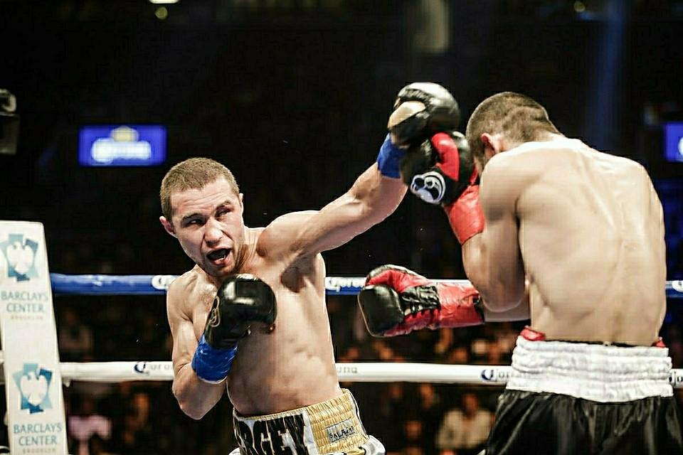Липинец проиграл Гарсии ипотерял титул IBF