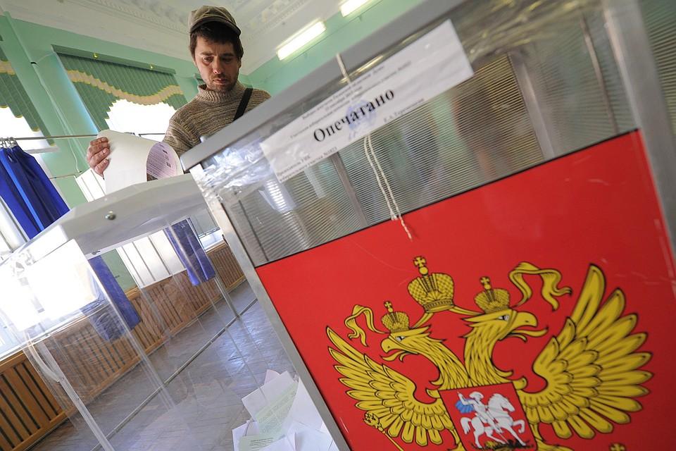 80% голосов набирает Путин вЛенобласти— Выборы президента РФ