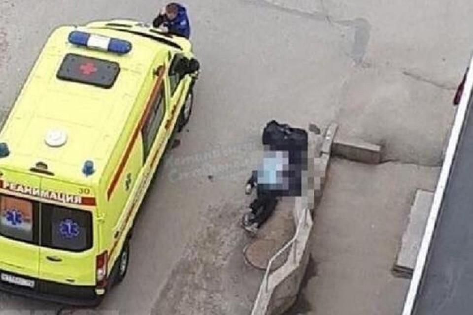 В Ставрополе на одной из улиц внезапно умер мужчина