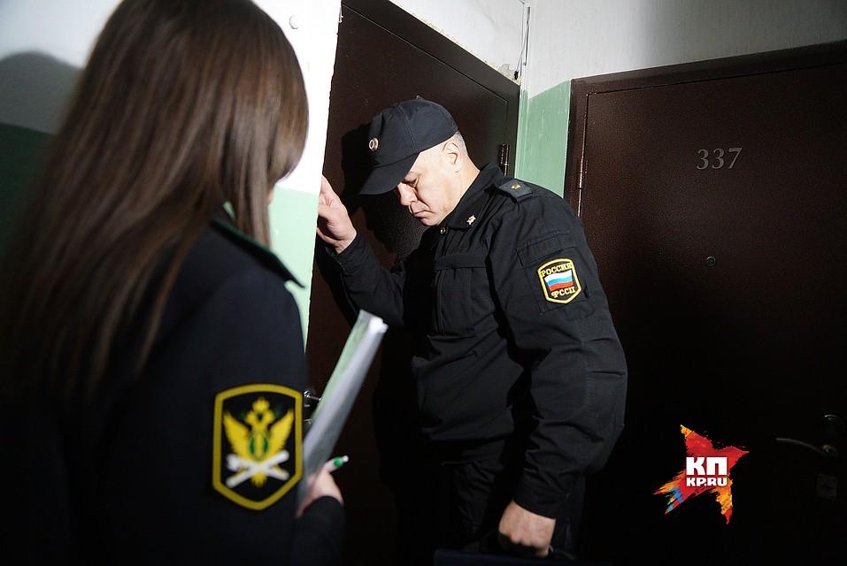 Судебные приставы взыскали сжителя Кондрова 134 тысячи руб. кредиторской задолженности