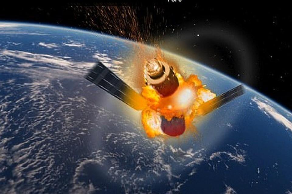Китайская космическая станция может рухнуть наДагестан