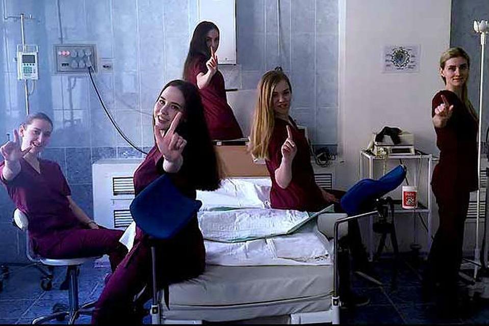 Красноярские студенты-медики выиграли этап олимпиады благодаря… клипу напесню Ольги Бузовой