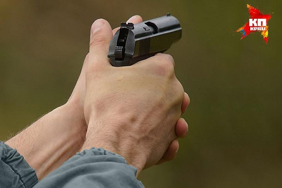 Шофёр иномарки выстрелил водителю маршрутки влицо вПетербурге