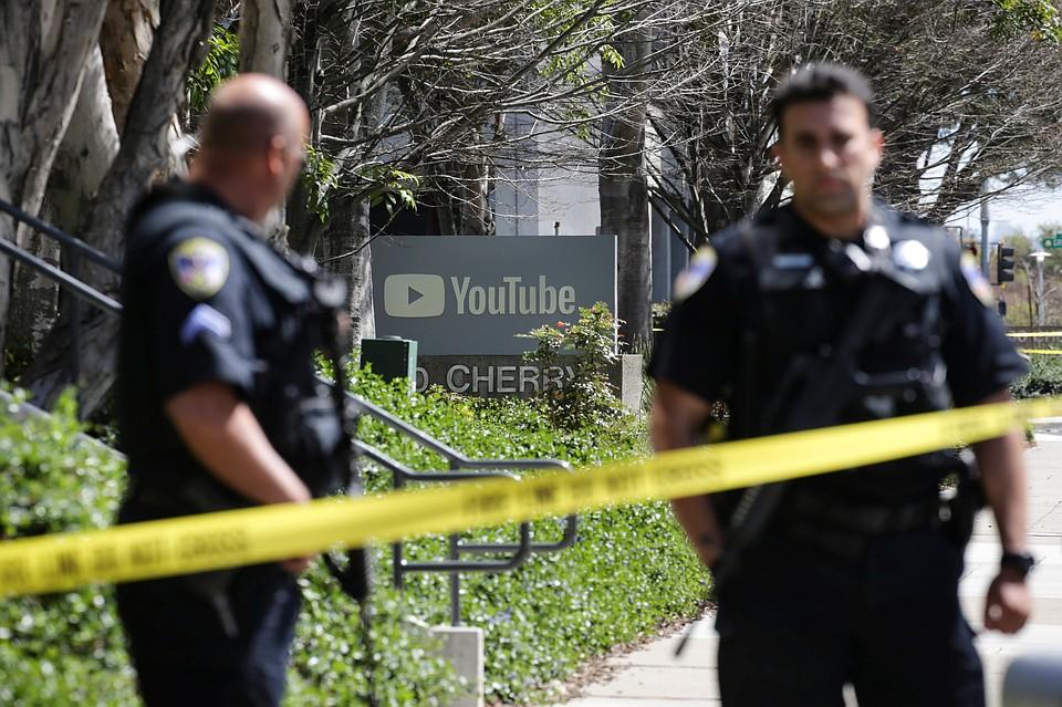YouTube усилит охрану в собственных офисах после стрельбы вштаб-квартире вКалифорнии
