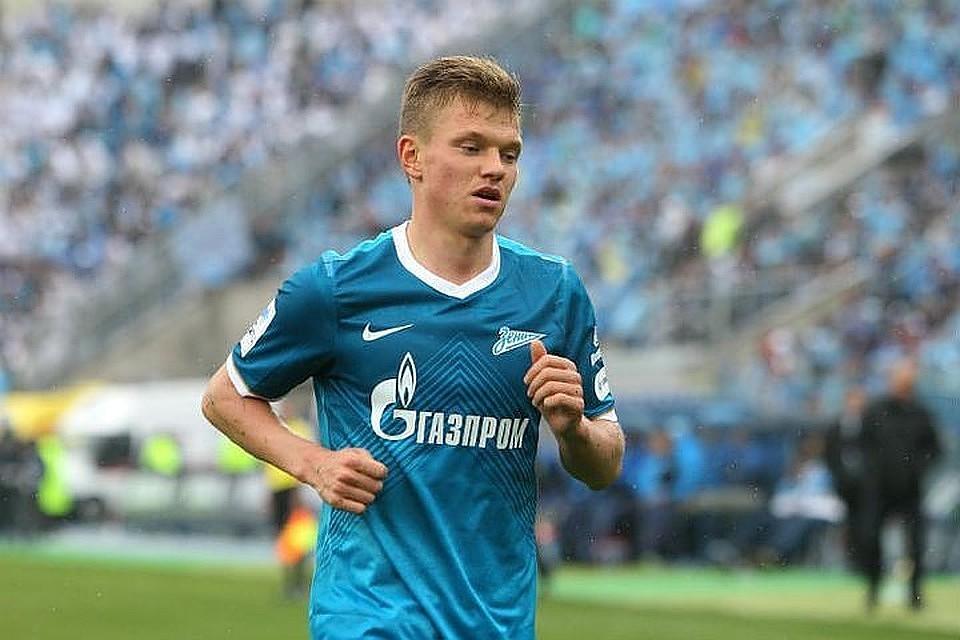 Шатов: буду играть за«Краснодар», ноне против «Зенита»