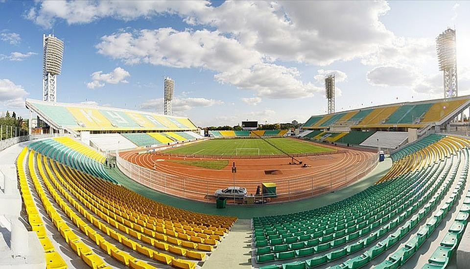 Реконструкция стадионаФК «Кубань» закончится киюню нынешнего 2018г